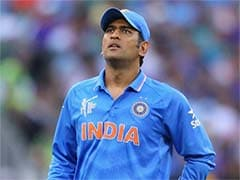 MS Dhoni Joins Sachin Tendulkar in Elite Club of 4000 ODI Runs in India