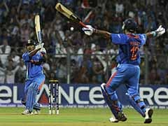 Six Years on, Indian Cricketers Revisit MS Dhoni's 2011 World Cup Final Heroics