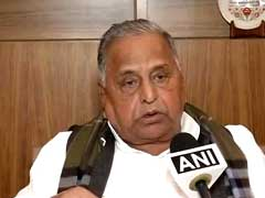 UP Elections 2017: Mulayam Singh Slams Congress Alliance, Refuses To Campaign