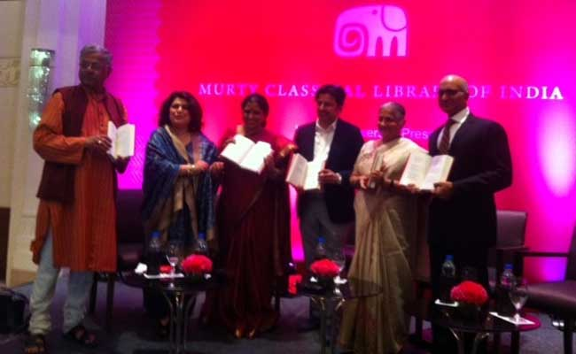 Classics Library Aims At Getting Indian Works Across To English Readers