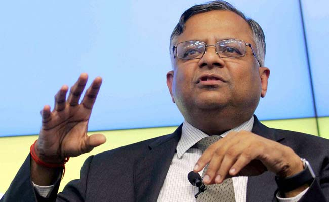 TCS chairman N Chandrasekaran said global businesses are increasingly adopting digital way.