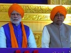 Didn't Plan Prakash Parv Seating Arrangement: Bihar Chief Minister Nitish Kumar