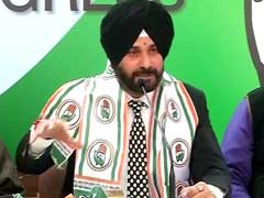 Punjab Election 2017: Navjot Singh Sidhu Dodges Question On Chief Ministerial Candidature
