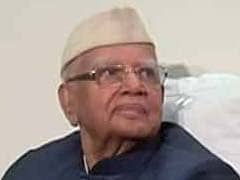 ND Tiwari, 91, Is The BJP's Latest Import From Congress