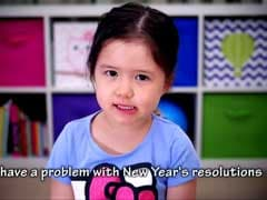 This Kid's Problem With The Concept Of New Year Resolutions Is Bang On