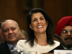 Was Brought Up By Sikh Parents To Be Strong: Nikki Haley