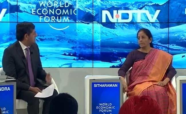 Government 'Owed' Demonetisation To Nation, Says Nirmala Sitharaman