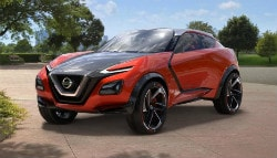 Nissan Juke EV Concept Might Make Its Debut At 2017 Tokyo Motor Show