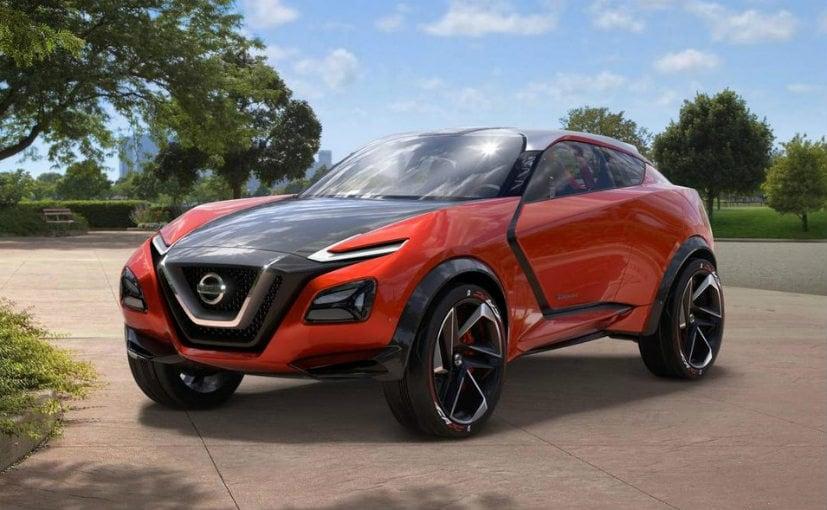 Nissan Juke Ev Concept Might Make Its Debut At 2017 Tokyo
