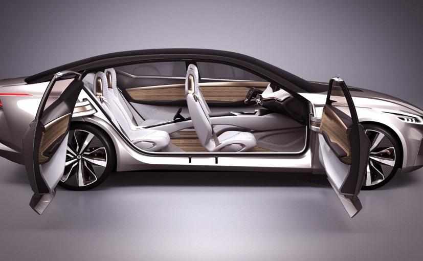 NAIAS: Nissan Vmotion 2.0 concept