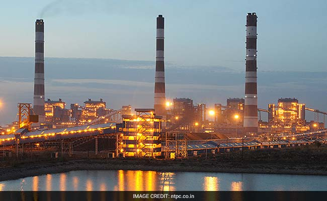 NTPC posts 25.5 percent fall in fourth-quarter profit on one-off charge
