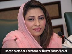 Pakistani MP Harassed In Parliament, Social Media Fights Her Cause