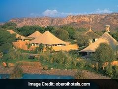 Oberoi Vanyavilas Ranthambhore TripAdvisor's Top Global Hotel For Second Year