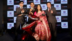 Electric Scooter Manufacturer Okinawa Launches Ridge E-Scooter at Rs. 43,702