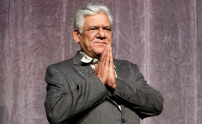 Om Puri Passed Away Due to Massive Heart Attack