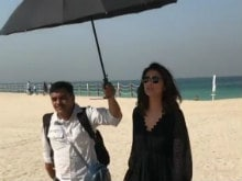 Parineeti Chopra's Post Of Man Holding Her Umbrella Is Getting Angry Responses
