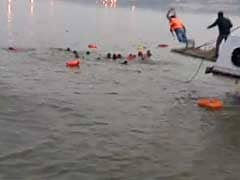 24 Dead After Boat Carrying 40 Capsizes In River Ganga In Bihar's Patna, Many Still Missing