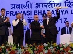 Portugese PM Gets Pravasi Bharatiya Award, NRIs From US Win At Least 6