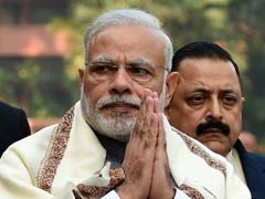 PM Narendra Modi's $59 Billion Push To Modernise Airports, Roads, Railways