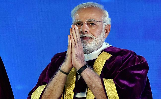 India Can Top In Science by 2030, Key Is Collaboration: PM Modi In Tirupati