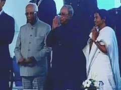 At Bengal Summit, President Had This Message For Arun Jaitley, Mamata Banerjee