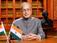 Thank You For Embracing Indians: President Pranab Mukherjee To UAE