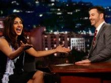Priyanka Chopra Tells Jimmy Kimmel Quantico Concussion 'Felt Like Grey's Anatomy'