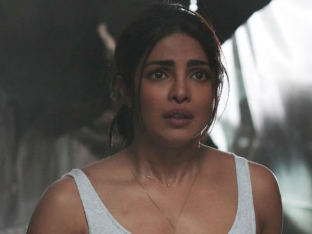 Priyanka Chopra Involved in On-Set Accident While Filming 'Quantico'