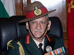 India Has 'Right To Retaliate' If Pak Rejects Peace Overtures: Army Chief General Bipin Rawat
