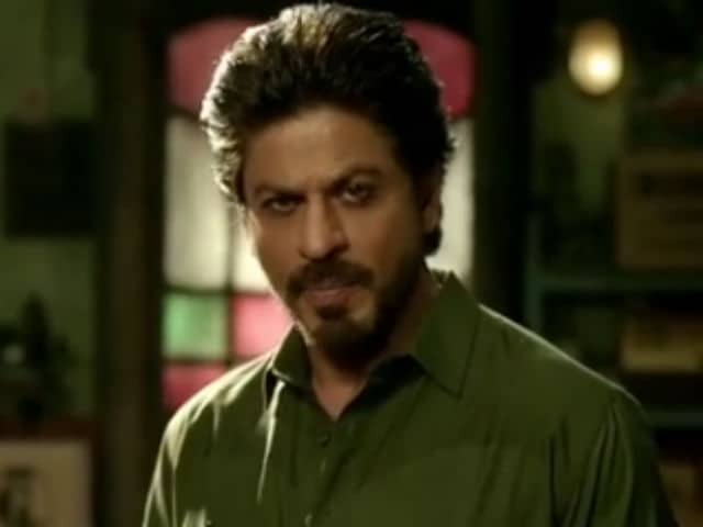 Raees: Shah Rukh Khan's Deadly New Dialogue - 'Sheron Ka Zamana Hota Hai'