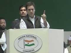 राहुल गांधी ने पीएम मोदी से पूछा - नोटबंदी के बाद कितना काला धन वापस आया?
