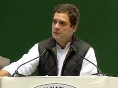 Rahul Gandhi's Address At Congress Working Committee Meeting: Highlights