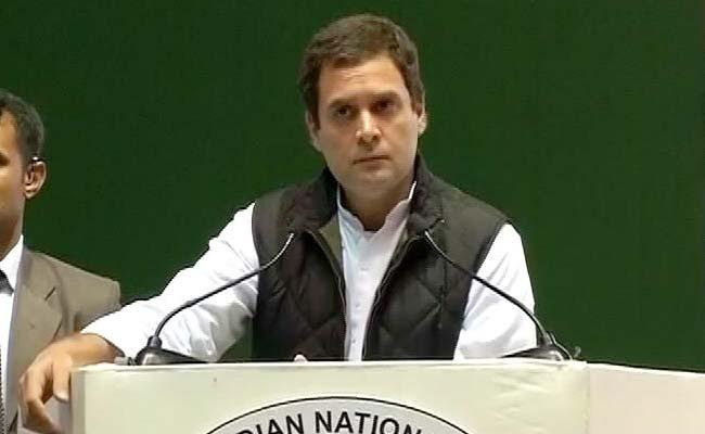 अच्छे दिन 2019 में आएंगे जब कांग्रेस लौटेगी : जन वेदना में राहुल गांधी