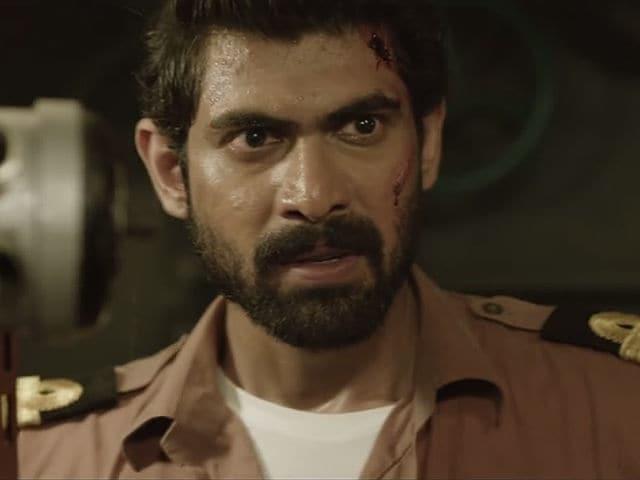 The Ghazi Attack Trailer: Rana Daggubati's Film Looks Impressive