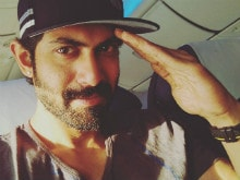 Rana Daggubati Says It Was 'Tough' To Come Out Of Baahubali Role For Ghazi