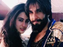 Ranveer Singh, Sara Ali Khan Went To A Wedding. This Pic Of Them Is Trending