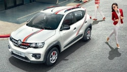 Renault Kwid 'Live For More' Edition Launched At Rs. 2.93 Lakh