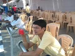 Republic Day: Attendance Thin For Parade At Chennai's Marina Beach Road
