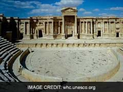 ISIS Destroys Part Of Roman Amphitheatre In Palmyra