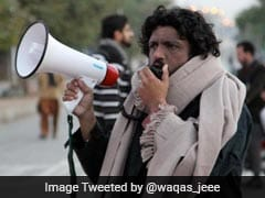 Missing Pakistani Activist Salman Haider 'Recovered' In Islamabad