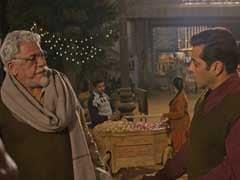 सलमान खान ने शेयर की ओम पुरी की आखिरी फिल्म 'ट्यूबलाइट' के शूटिंग के दौरान की फोटो