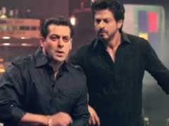शाहरुख खान और सलमान खान दिख सकते हैं 'ट्यूबलाइट' में साथ-साथ, यह फोटो तो कुछ ऐसा ही बताते हैं...