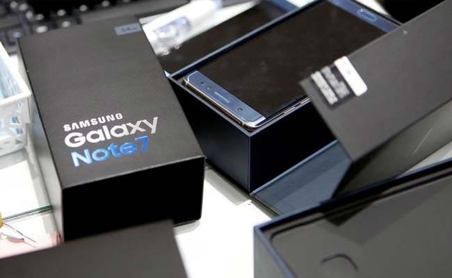 Samsung Q4 Profit Jumps As Record Chip Earnings Mask Note 7 Failure