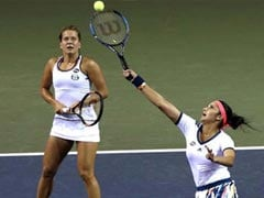 Sania Mirza-Barbora Strycova Lose in Indian Wells Quarters