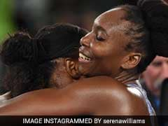 Serena Williams Celebrates 23rd Grand Slam Win With Post About Sister Venus