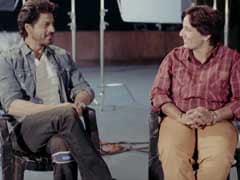 Shah Rukh Khan Meets Woman Cabbie Who Lives A Raees Dialogue