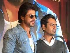 सेट पर अपना स्टारडम लेकर नहीं आते हैं शाहरुख खान: नवाजुद्दीन सिद्दीकी