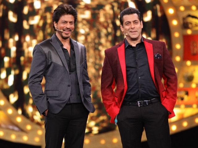 Yeh Dil Maange More. Shah Rukh, Raees On Salman's Bigg Boss