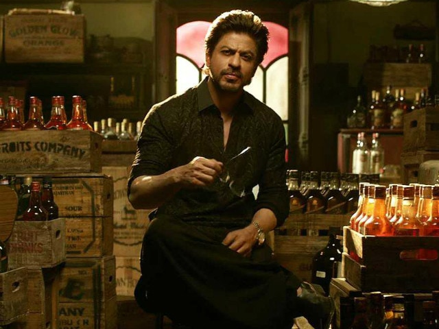 Raees: SRK Is Coming To Delhi, This Time By Train