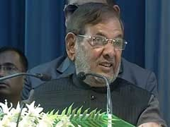 'Honour Of Votes Above Daughter's Izzat': Sharad Yadav, Outrageously Yours